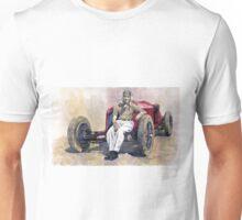 Alfa Romeo Monza Tazio Nuvolari 1932 Unisex T-Shirt