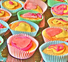 Cupcakes by m4rtys