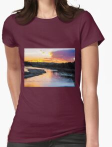 a recflection in the water T-Shirt