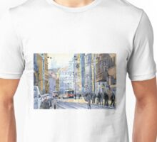 Prague Vodickova str  Unisex T-Shirt