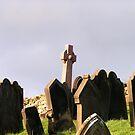 Beautiful tiny cemetery in Yorkshire by patjila