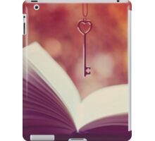 The Soul of a Reader iPad Case/Skin