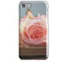 Rose in a Book iPhone Case/Skin