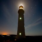 Cape Nelson Lighthouse Halo by Murray Wills