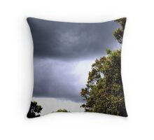 Weather Patterns Throw Pillow