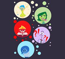 Inside Out characters Unisex T-Shirt
