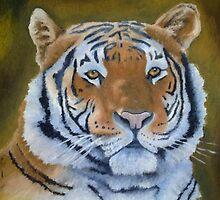 Tiger Tiger by Ian Morton