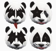 panda kiss  Kids Clothes