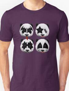 panda kiss  Unisex T-Shirt