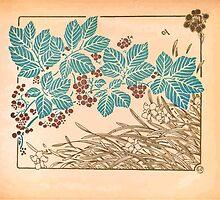 Maurice Verneuil Georges Auriol Alphonse Mucha Art Deco Nouveau Patterns Combinaisons Ornementalis 0059 by wetdryvac