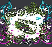 Splitty Swirl by Richard Yeomans