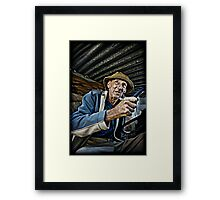 Ready,Set,Go!!!!!!! Framed Print