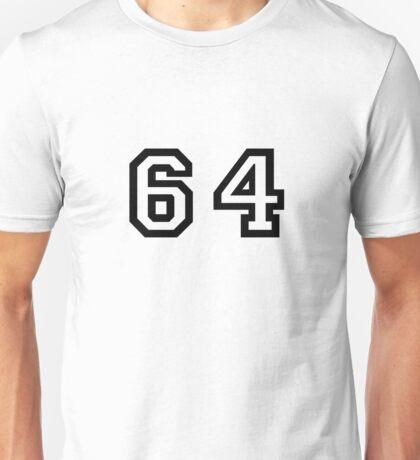 Sixty Four Unisex T-Shirt
