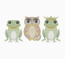 Frog Cat Prince Kids Clothes