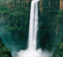 Maletsunyane Falls,Lesotho by leksele