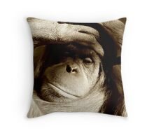 This is the life... Throw Pillow