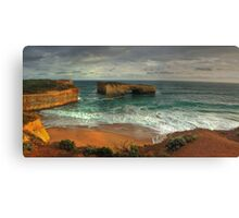 Great Ocean Road: London Bridge Canvas Print