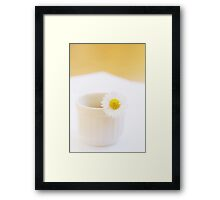 Give Me Your Answer Do Framed Print