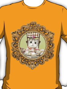 The Cat Who Got The Cake T-Shirt