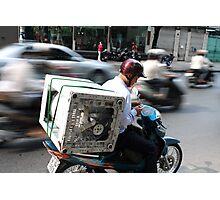 SaigonTraffic Photographic Print