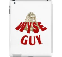 Just Another Wyse Guy iPad Case/Skin