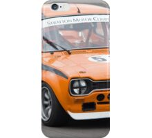 Ford Escort Mexico iPhone Case/Skin