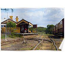 Bellarine  Station. Poster