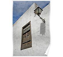 Teguise, Lanzarote Poster