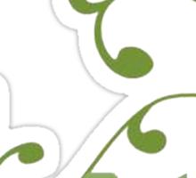 The Greenfather Sticker