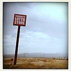 terrible's lotto store by Tony Day