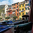 Cinque Terre, Italy by T.J. Martin