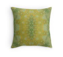 Outdoor pillows- Lemon seed Throw Pillow