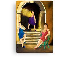 SLICE OF LIFE #2 Canvas Print