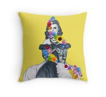 Princess of Romania Throw Pillow