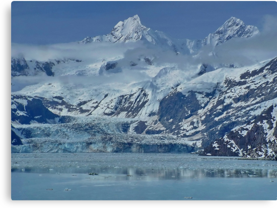 Glacier Bay, Juneau, ALASKA,  by AnnDixon
