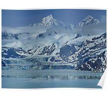 Glacier Bay, Juneau, ALASKA,  Poster