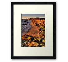 12  - Twelve Apostles, Great Ocean Road - The HDR Experience Framed Print