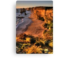 12  - Twelve Apostles, Great Ocean Road - The HDR Experience Canvas Print