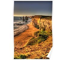 12 Take 2  - Twelve Apostles, Great Ocean Road - The HDR Experience Poster