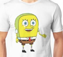 normal spongebob Unisex T-Shirt