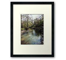 Ottawa River Framed Print
