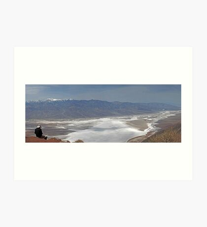 Death Valley National Park - Dante's View Art Print
