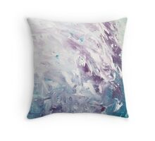 God,What Is Salvation? Throw Pillow