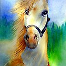 My Horse, My Love, My Friend by Angela  Burman