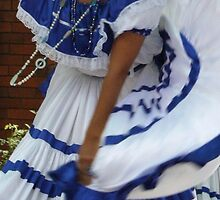 Salvadorean Dancer by Tisa