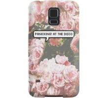 panicking! at the disco Samsung Galaxy Case/Skin