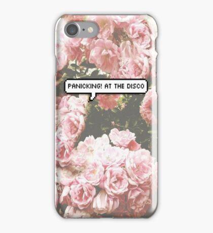 panicking! at the disco iPhone Case/Skin