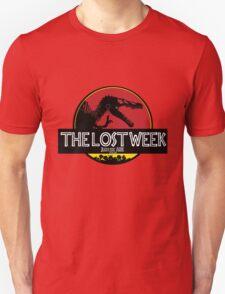 The Lost Week Jurassic Ark II Unisex T-Shirt