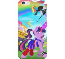 My Little Pony: Crossovers are Magic iPhone Case/Skin