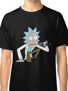 Rick Spits Hot Fire Classic T-Shirt